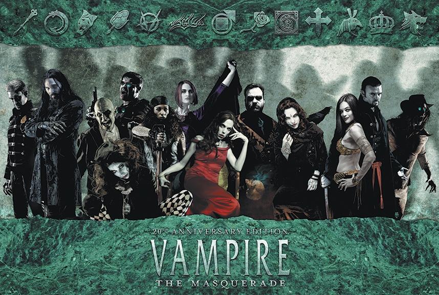 скачать игру Vampire The Masquerade - фото 2