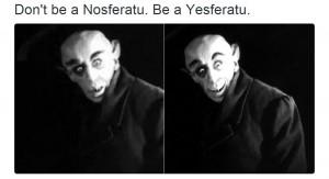 My favorite vampire meme