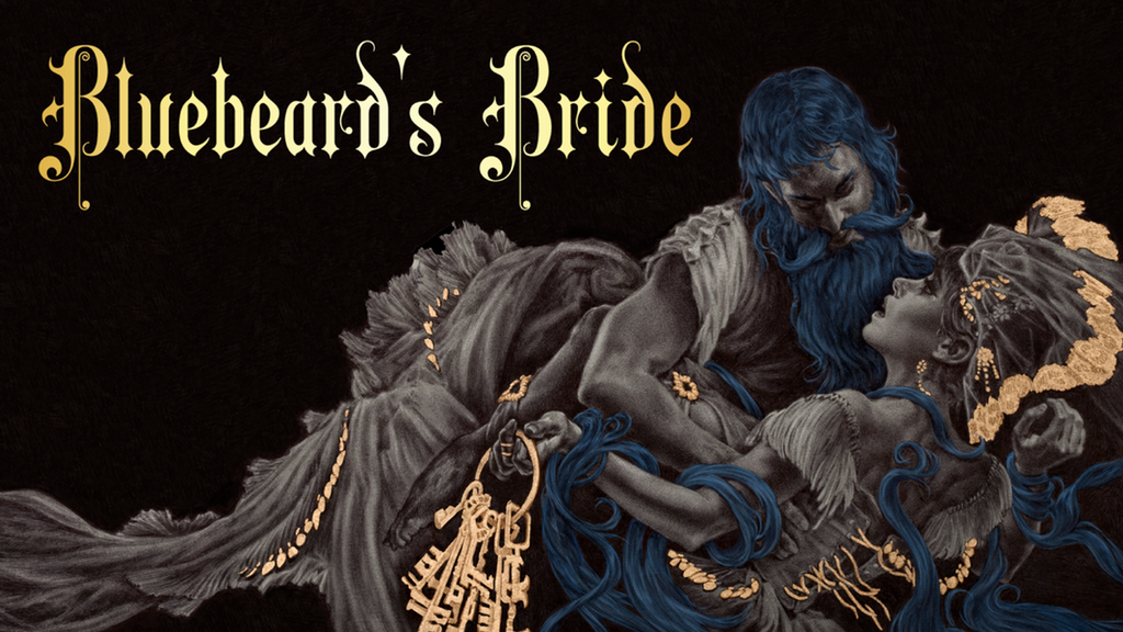 Bluebeard's Bride Main Kickstarter Art