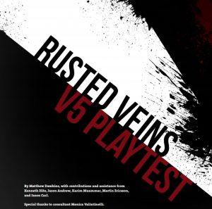 Vampiro La Mascarada 5ª edición - Página 3 Rusted-Veins-Playtest-300x297