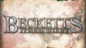 Plot To V5: Review of Beckett's Diary - Keep on the Heathlands